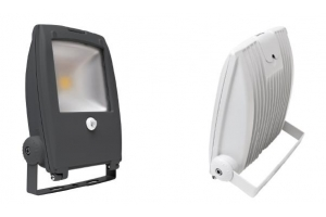 Escaled F05.50 ´Piazza´ COB LED 50W C4 weiss